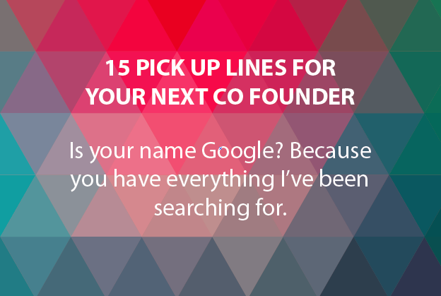 KahootsHQ Pick Up Lines for Co Founders
