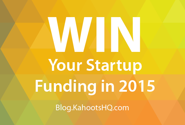 Startup Contests in 2015